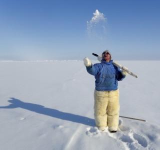 HU-2208-Groenland-Baie de Melville, Inuit
