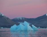 PA-1048-Norvège-Svalbard, iceberg